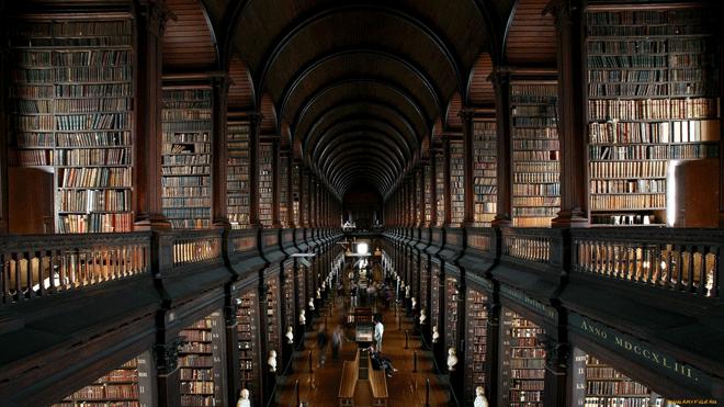 библиотека-волшебная