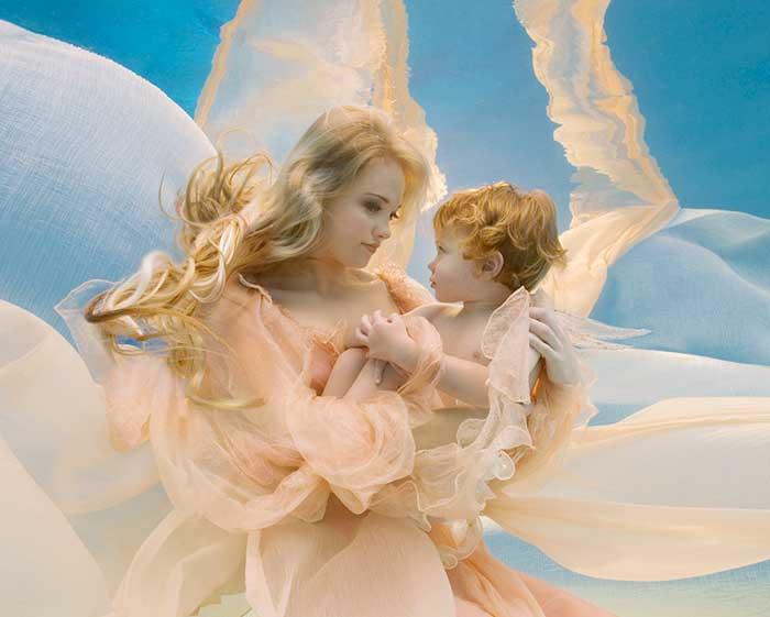взаимосвязь матери и ребенка