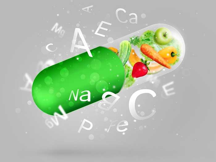 Где получить витамины